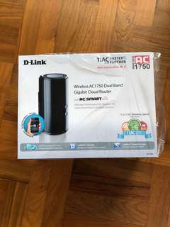 D-Link AC1750 Router