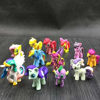 My Little Pony Cake Topper- BNIB