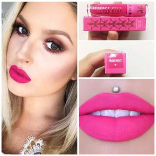 BN JEFFREE STAR PROM NIGHT VELOUR LIQUID LIPSTICK