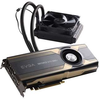 EVGA GTX 980 Ti Hybrid 6GB Graphics Card