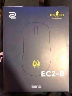九成新 Zowie EC2-B cs:go系列電競滑鼠