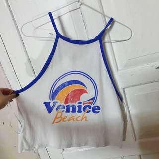 Sportsgirl Venice Beach Halter Top