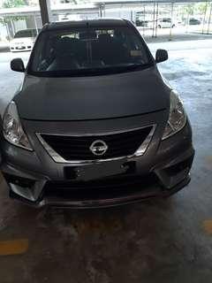 Nissan almera nismo 1.5A