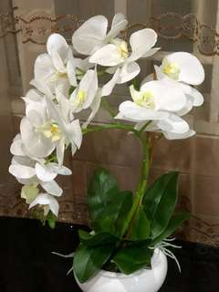 Artificial Flowers orchids