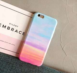 RAINBOW CASE FOR SAMSUNG,OPPO,VIVO & IPHONE