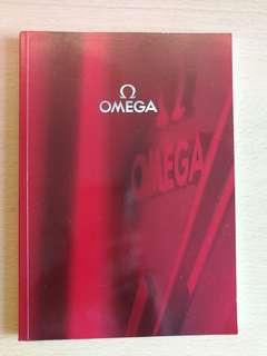 Omega Catalog 歐米茄目錄册