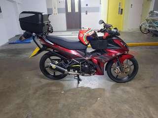 WTT / WTS Yamaha X1R