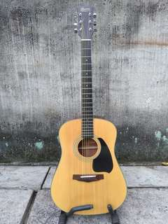 Ibanez PF 10 acoustic mAde in korea Original