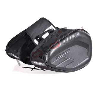 KOMINE MOTOCYCLE SADDLE BAG SA-212