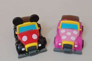 Mickey & Minnie Toy Car
