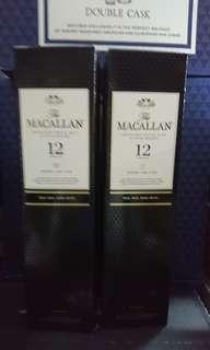 麥卡倫Macallan 12年 sherry oak (新裝)
