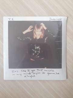 Taylor Swift Shake It Off CD Single