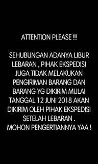 ATTENTION PLEASE !!