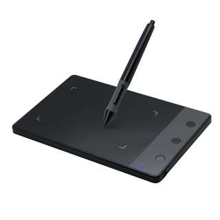 Huion H420 USB Drawing Writing Art Graphics Board Tablet 4x2.3inch Digital Pen