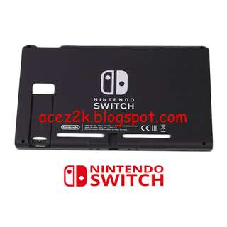 [BN] Original Nintendo Switch Main Console Replacement Casing HAC-001