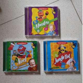 Original CHILD SMART TM  VCD series
