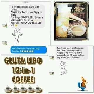 Gluta lipo coffee - FDA approved