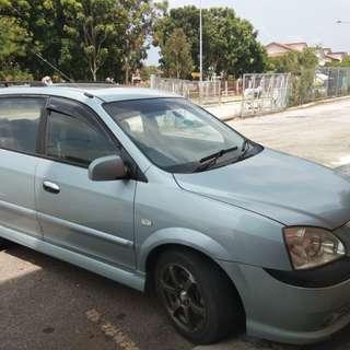 Naza Citra  2.0 auto
