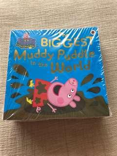 BNIP peppa pig book bundle (17 books)