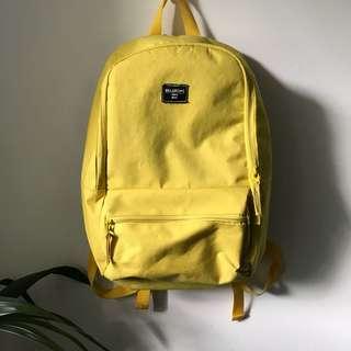 Yellow Billabong Backpack