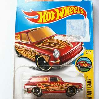 Hot Wheels Die-cast Car Collectible