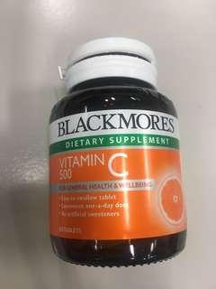 Blackmores vitamin C 維他命C 維生素
