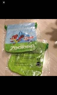 Zootopia pouches
