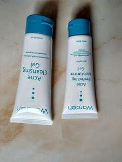 2 Wardah acne cuma 35rb
