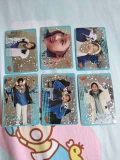 30 期  Twice Yes card   閃卡