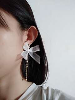 Anting - lace korea