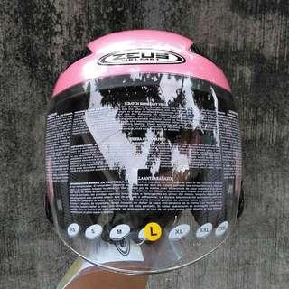 Zeus Helm Half Face Z-610