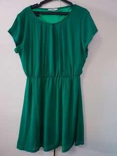 Green Dress (Plus Size)