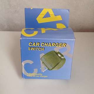 *BRAND NEW* Car Charger Switch / Adaptor