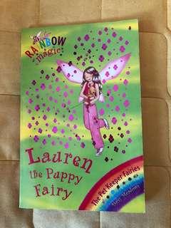 Rainbow magic The pet keeper fairies Lauren the puppy fairy (屯門市廣場自取 / 順豐到付)