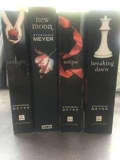Twilight Series (Full Set)