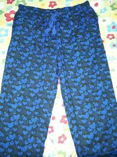 Plus Size - Pajama Hearts
