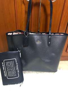 Authentic Large Reversible Tote Bag