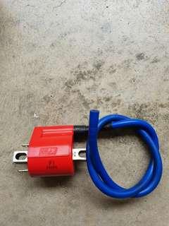 Uma Racing plug coil for Fi