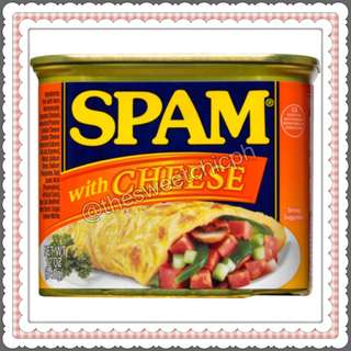 Hormel Foods SPAM with Cheese Flavor 340g
