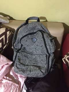 Insight Doodle Grey Backpack/ Bag/ Tas Ransel Insight