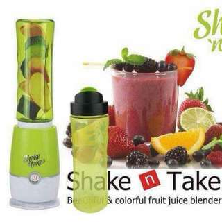 Shake and take