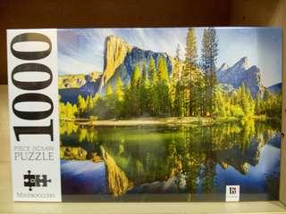 Jigsaw Puzzle 1000pcs Pre Order
