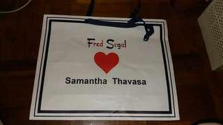 Samantha Thavasa 大紙袋