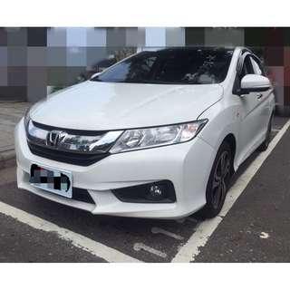 2015年    本田   CITY    白    FB搜尋:阿源 嚴選二手車/中古車買賣