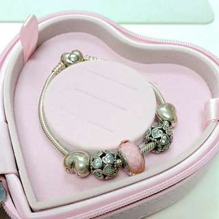 Preloved Pandora Bracelet set