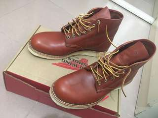 Red Wing Boot 8166