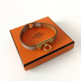 Authentic Hermes Micro Kelly Bracelet
