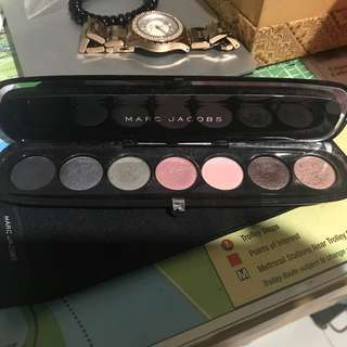 Preloved Marc Jacobs 216 The Enigma Palette