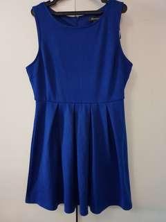 Short Dress (Plus Size)