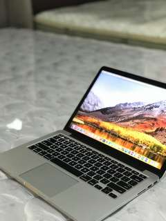 Macbook pro retina core i5 mid 2014 8gb ram 128gb ssd